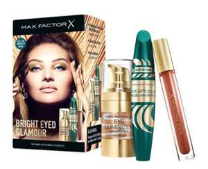 FREE Max Factor gift worth £33 when you spend just £14.99 on Max Factor at Boots
