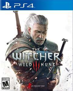 The Witcher 3 Ps4 £16 @Tesco Direct -  Free Home Delivery