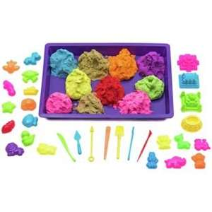 Chad Valley Sand (Kinetic , motion sand) Bumper Set £14.99 @ Argos