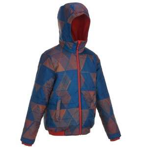 Kids Reversible Decathlon Insulated Waterproof Jacket £6.99 Free C&C