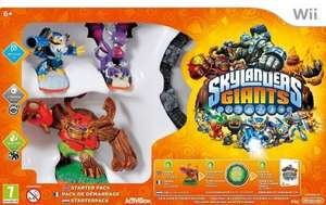 Skylanders Giants - Starter Pack (Wii) Amazon UK £6.01 prime / £9 non prime @ Amazon