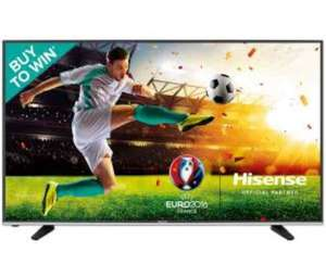 Hisense 50 inch 4K TV (50M3300) £449 with 6 year guarantee delivered @ Richer Sounds