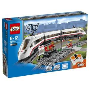 LEGO City High-Speed Passenger Train 60051 + Basics Ladle was £100.40 now £65.37 Delivered (with code) @ Tesco Direct (also Angry Birds King Pig Castle £65.39 del, LEGO Technic 24 Hours Race Car 42039  £69.97 del)