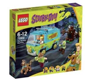 LEGO Scooby Doo The Mystery Machine 75902 - £24.99 @ Tesco Direct