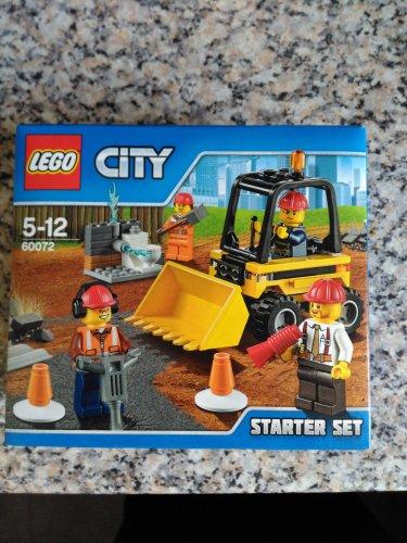 Half price Lego City Starter Set £4.85 Tesco instore