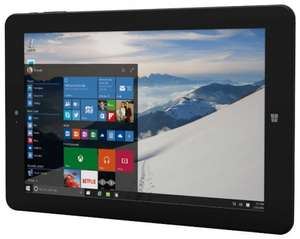 "ARCHOS 90 Cesium 8.9"" IPS HD Quad Core Tablet - Win10 - 32 GB, Black £49.99 collect in store @ Currys"