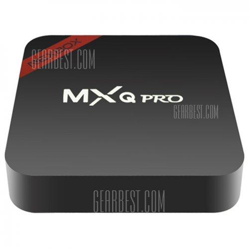 NEXBOX MXQ PRO TV Box 64Bit Android 5.1, £20.44, @ Gearbest