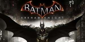 Batman: Arkham Knight (Steam) £7.47 @ Opium Pulses
