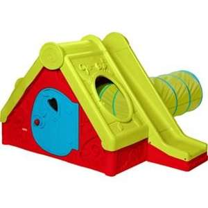 Chad Valley Funtivity Playhouse includes a Slide and Tunnel - Half Price - now £99.99 at Argos