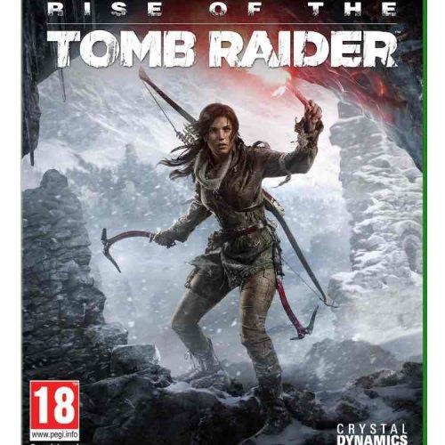 Rise of the Tomb Raider Xbox One £19.99 (Prime) £21.98 (Non-Prime) @ Amazon