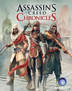 Assassin's Creed Chronicles Trilogy (uPlay) £5.97 @ Nuuvem