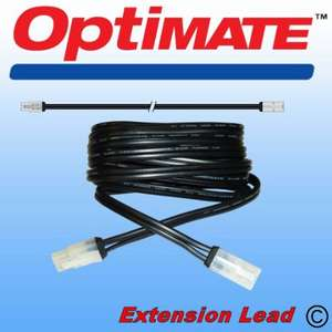 Battery Charger Extension Cable (TM73) 2.5m only £3.28 delivered @ RS Components