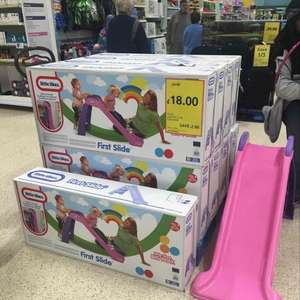 little tikes junior slide Instore £18 @ Tesco - Longton