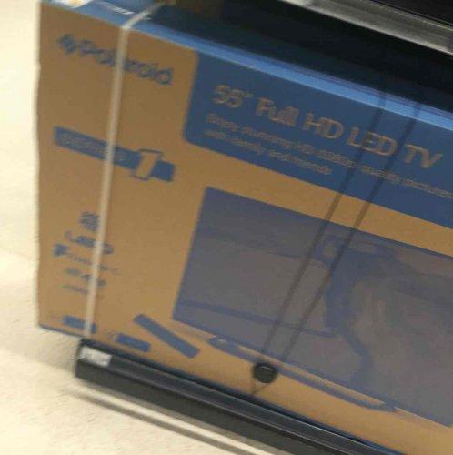 "£249 // 55"" FULL HD LED POLAROID TV // ASDA"