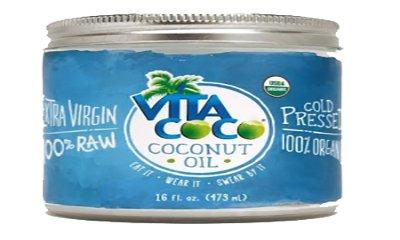 Free vita coco oil sachet 2x10ml