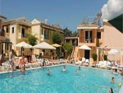 From London:  Two week party holiday to Corfu, Kavos, 4 adults/2 bedroom apartment £89.10pp with luggage, transfers @ Thomson