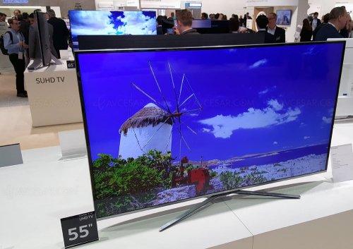 2016 - Samsung UE49KU6400 - HDR - Active Crystal - Micro Dimming - Moth Eye TV - 1500 PQI £648.64 BT Shop