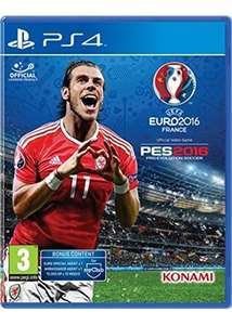 UEFA Euro 2016 - Pro Evolution Soccer (Ps4) £15.99 @ Base.com