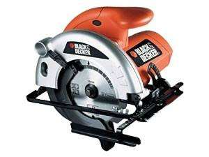 Black & Decker CD602 Circular Saw 170mm 55mm DOC 240 Volt  £23 free C&C @ B&Q