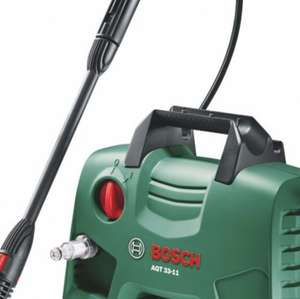 Bosch AQT 33-11 Pressure Washer 110 Bar Reduced to £30. B&Q Online Offer Only
