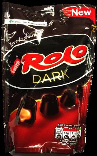 Dark Chocolate Rolos 126g Bag 50p @ Asda instore