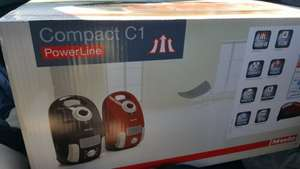 Miele C1 Compact Cat and Dog £42 in store at Tesco St Rollox