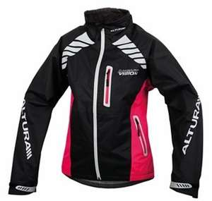 Altura Night Vision Evo Womens Waterproof Cycling Jacket @ Wheelies £39.99 Was £99.99