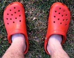 Crocs. £8.50. Adults.  Sports Direct. Delivery 4.99 but with 5.00 voucher