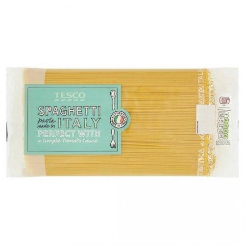 Tesco Spaghetti 2Kg - £1.89