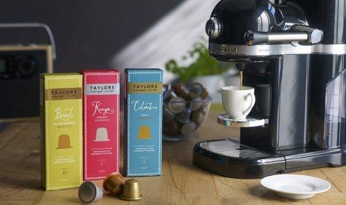 Taylors Nespresso pods x 10 £2 @ Asda