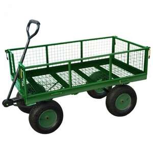 Heavy Duty Garden Trolley £38.99 Free delivery @ Oypla