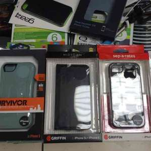 iPhone 5s cases £1 @ Poundland