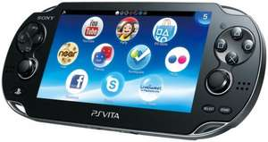 PS Vita - Boxed with any game under £15 - £95 @ CeX In Store