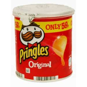 PRINGLES MINI 40G 3 for £1 @ Poundland