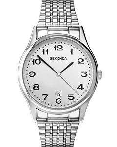 Sekonda Men's Arabic Bracelet Watch £9.99 (Prime) / £13.98 (non Prime)  Sold by Amandas Gifts and Fulfilled by Amazon.