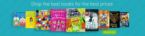 Scholastic £1 book sale (per book)