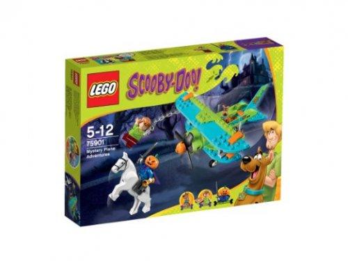 LEGO 75901 Scooby-Doo Mystery Plane £12.99  (Prime) / £16.98 (non Prime) @ Amazon