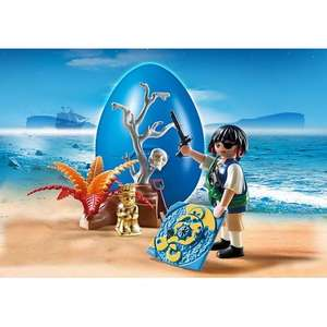 Playmobil Pirate Egg £2 @ Asda