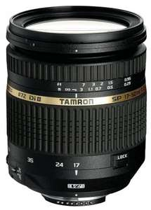 Tamron SP AF17-50mm F/2.8 XR VC Di II for Canon @ Amazon £235.99  - Lowest ever price!