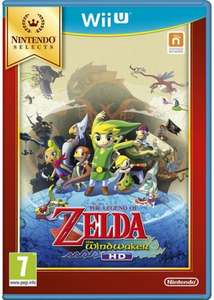 Wii U Selects Titles - Legend of Zelda: Wind Waker HD, Donkey Kong Country Returns: Tropical Freeze, New Super Mario Bros. + Luigi U - 2 for £30 @ Base
