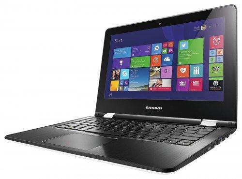 "Lenovo YOGA 300 11.6"" Intel Cel 2GB 32GB Convertible Laptop £109.99 Delivered @ Argos ebay (refurb)"