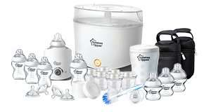 Tommee Tippee Sterilisation Set £65 plus free delivery at Mothercare.