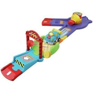 Vtech Toot Too Drivers Press and Go Launcher (was £17.99) now £8.99 +Free delivery at Argos