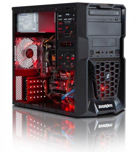 zoostorm gaming pc -  Intel Core i5-4460 3.2GHz, 8GB RAM + 1TB HDD,NVIDIA GTX-960 2GB £499.98 @ Ebuyer