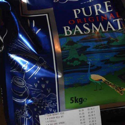 Tilda Basmati Morrisons - £3.99