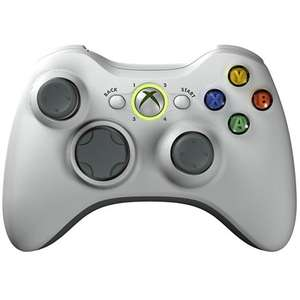 Preowned Official Xbox 360 wireless controllers (2nd user) £15 @ CEX
