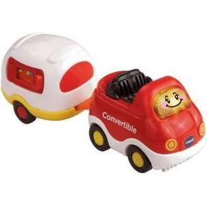 Vtech Toot Toot Convertible and Caravan Playset (was £11.99) Now £5.99 + Free Delivery at Argos
