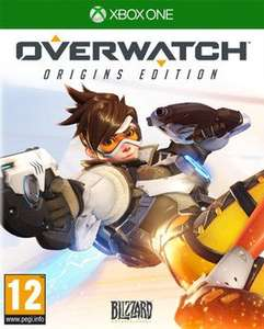 Overwatch Origins Edition Inc. DLC for XB1/PS4 - Use TOYS15 discount code - £34.72 Rakuten / simplygames