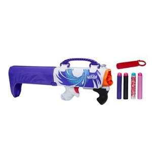 Nerf Rebelle Secret Shot Blaster with FREE Free Dart Refill Pack (was £27.99) now £9.99 at Argos