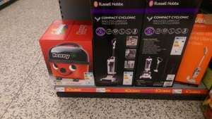 Henry Hoover half price £47.50 Instore at Asda Blackburn